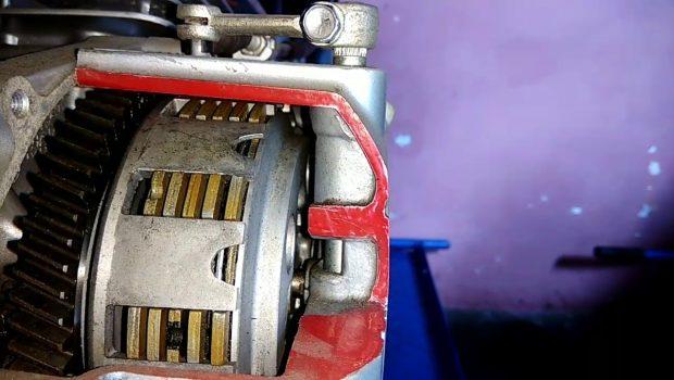 Berbagai Jenis dan Cara Kerja Kopling Motor