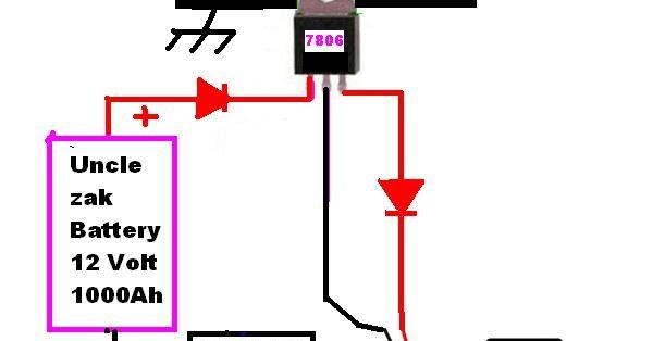 Cara Membuat Charger HP Sederhana di Motor