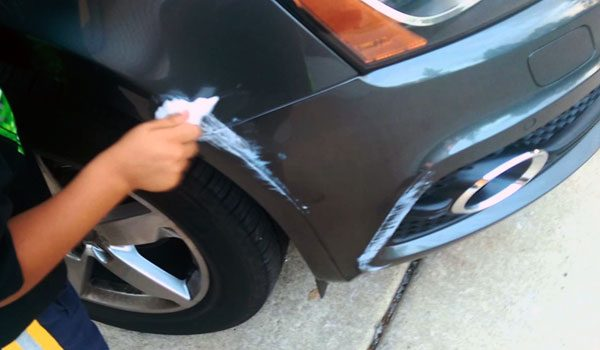 Beberapa Cara Menghilangkan Goresan Pada Mobil Yang Bisa Anda Praktikkan di Rumah