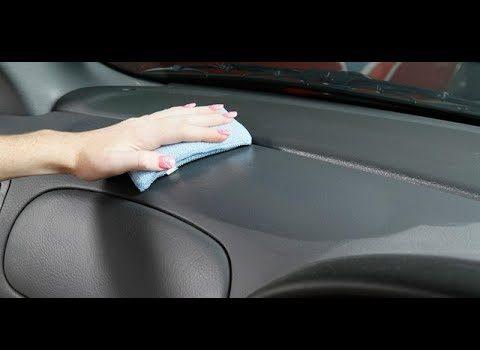 Cara Membersihkan Dashboard Mobil