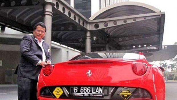 Deretan Pemilik Mobil Termahal di Indonesia