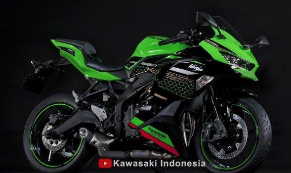 Motor Kawasaki Yang Punyai Spesifikasi Moge Yang Mutakhir